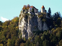 Bled Castle Small