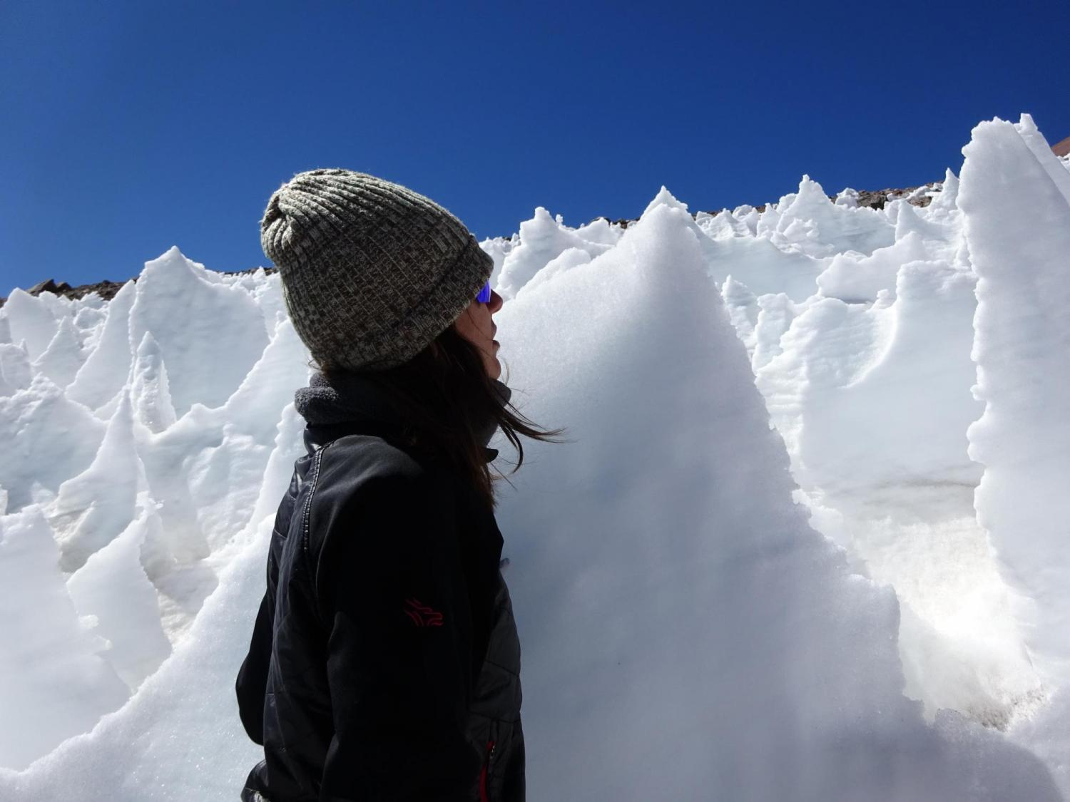 Andes Ice Spires 1
