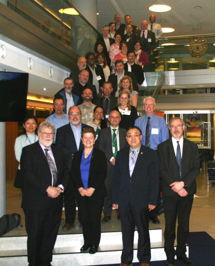 WMO article group photo