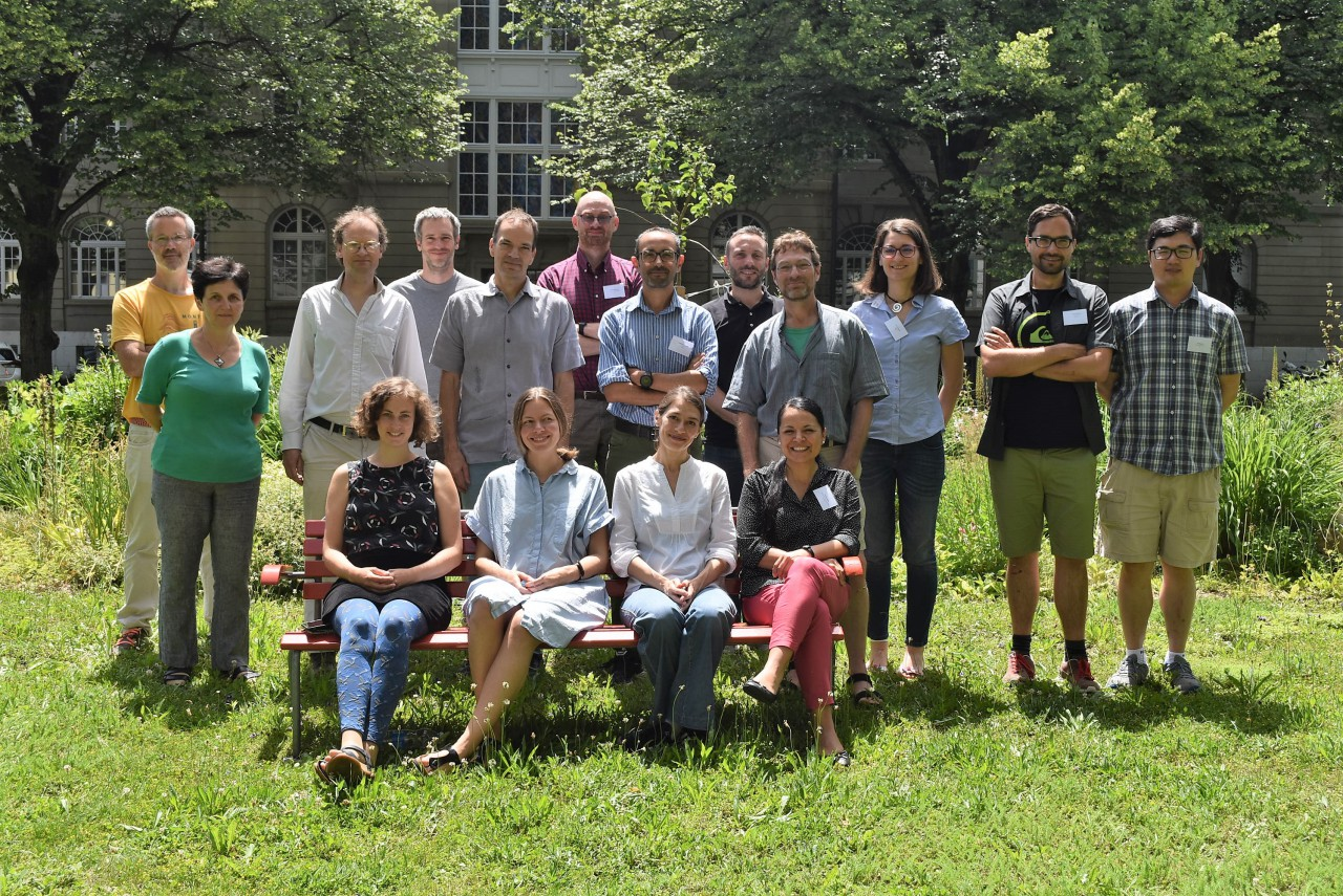 Participants at the GEO-GNOME workshop (Photo: MRI)